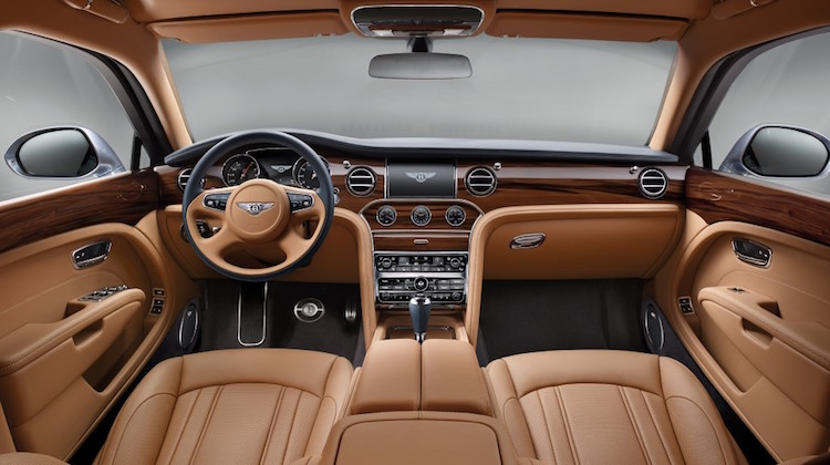 The Hog Ring - Will Bentley Motors Abandon Leather