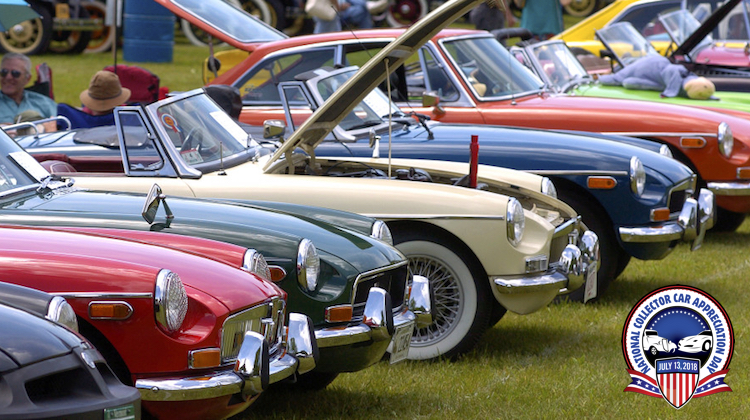 The Hog Ring - Celebrate Collector Car Appreciation Day