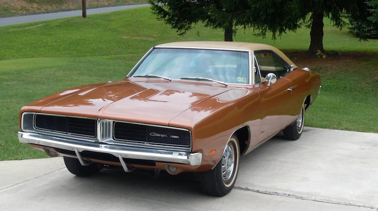 THR's First Project Car: 1969 Dodge Charger