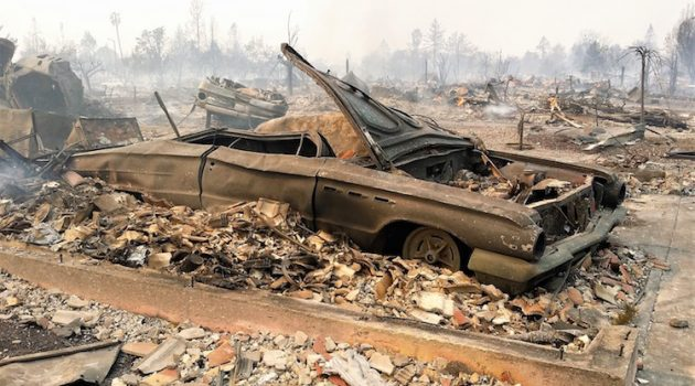 Help Trimmers Affected by Wildfires