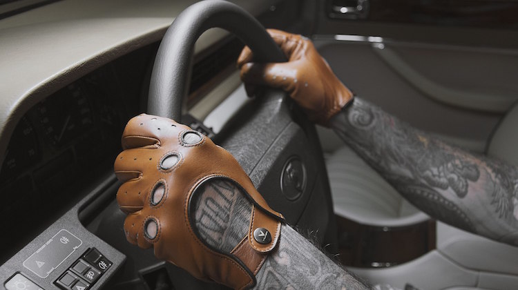 The Hog Ring - Vilner Custom Driving Gloves are Bad Ass