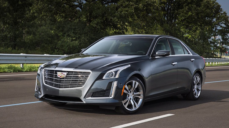 GM Recalls CTS Over Flaming Seat Heaters
