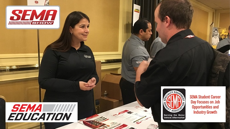 Let's Find Apprentices at the SEMA Show