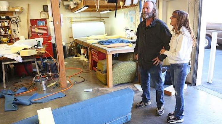 The Hog Ring - California Shop Offers Lesson in Hard Work