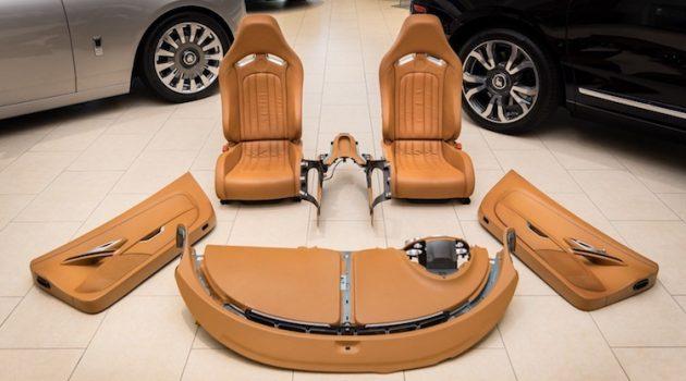 Buy a Bugatti Veyron Interior for $150,000