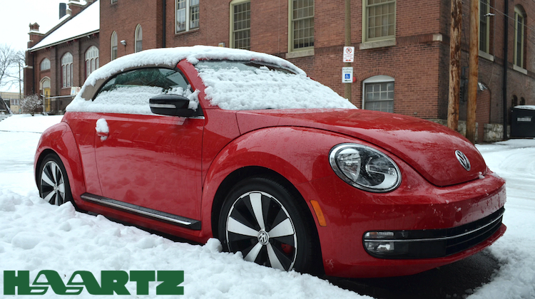 Don't Let Snow Damage Your Soft Top