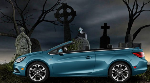 GM Just Killed the Buick Cascada