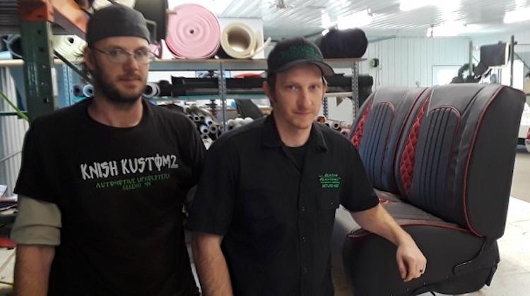 The Hog Ring - Knish Kustomz Proves Hard Work Pays Off