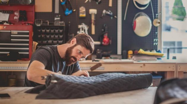 Larson Custom Upholstery: 'It's about challenging yourself'