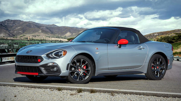 The Hog Ring - 2019 Fiat 124 Spider Urbana Edition