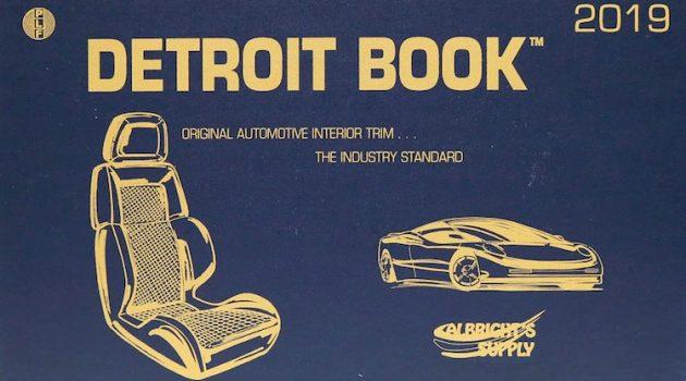 The Hog Ring - 2019 Detroit Book