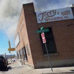 The Hog Ring - Explosion Destroys Auto Trim Shop in Idaho 3