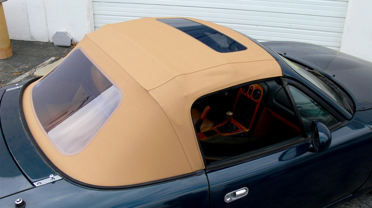 The Hog Ring - Auto Tops Direct - The Sunroof Soft Top