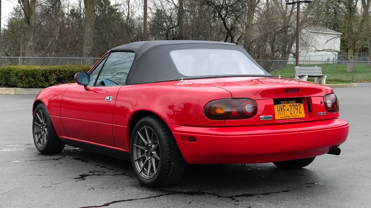 The Hog Ring - Robbins Miata Panorama Top