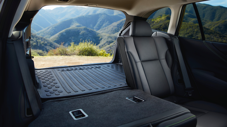 The Hog Ring - Subaru to Offer Waterproof Upholstery StarTex
