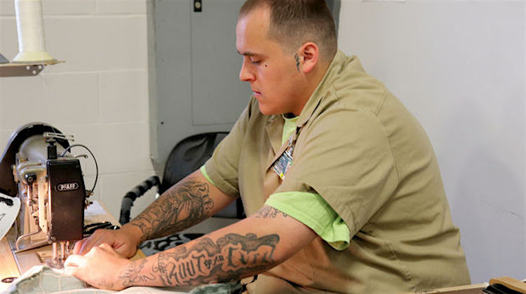 The Hog Ring - These Men Learn Auto Upholstery in Prison