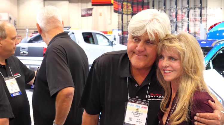 The Hog Ring - All the Celebrities at SEMA 2019