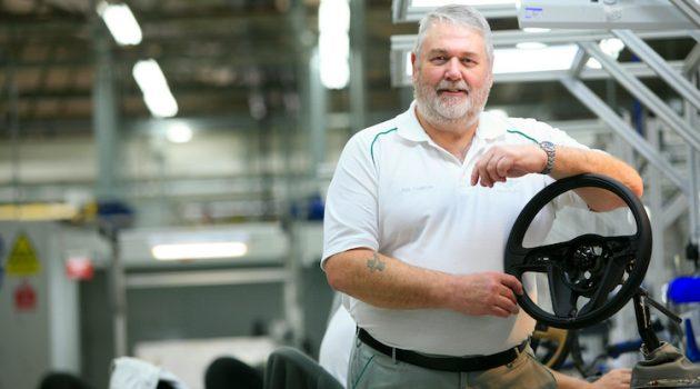 The Hog Ring - Proof that Bentley Uses Forks to Trim Steering Wheels