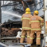 The Hog Ring - Australia Trim Supply Destroyed in Fire