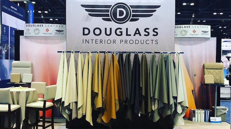 The Hog Ring - Catch Douglass Interior Products at SEMA 1
