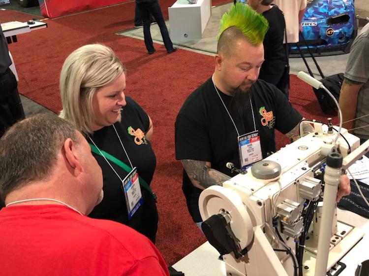 Stitchwurx Wins NC Interior of the Year - SEMA 2019