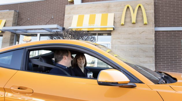 The Hog Ring - Ford is Making Car Parts from McDonald's Coffee Chaff