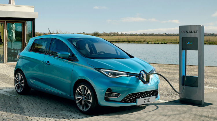 The Hog Ring - Renault Introduces Recycled Fabric made from Seat Belts