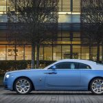 The Hog Ring - Rolls-Royce's Most Detailed Embroidery Ever is a Falcon
