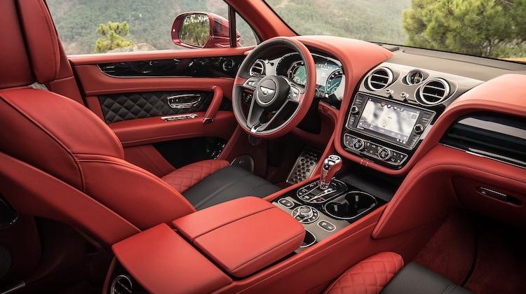 The Hog Ring - Watch Bentley Build a Bentayga Speed