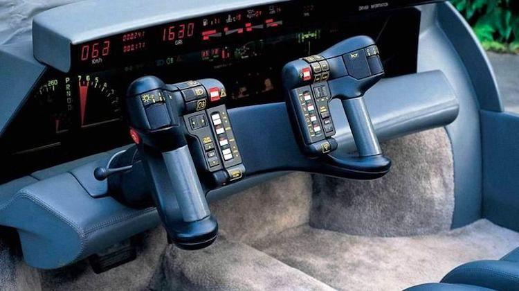The Hog Ring - Oldsmobile Incas steering wheel 2