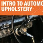 The Hog Ring - World of Speed Hosts Upholstery Workshop