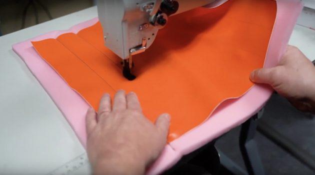 The Hog Ring - Albrights Supply Explains Sew Foam