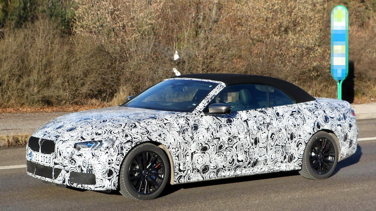 The Hog Ring - The BMW 4-Series is Getting a Soft Top