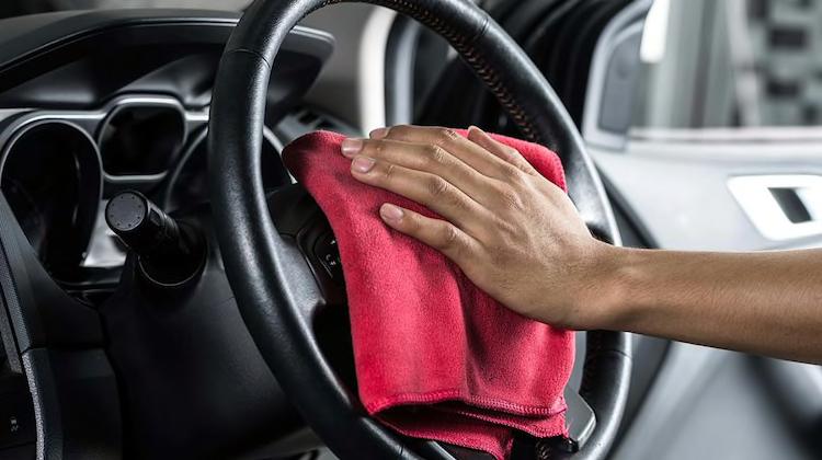 The Hog Ring - Use Alcohol to Kill Coronavirus in Cars