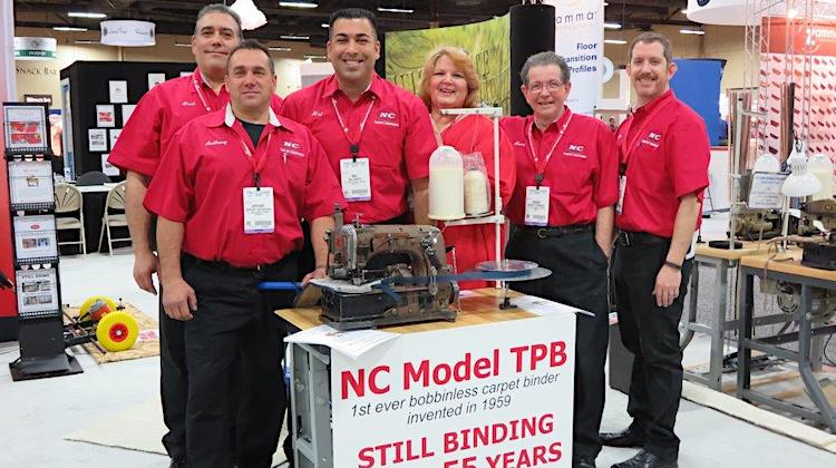 The Hog Ring - Industry Trends and NC Carpet Binding Approach