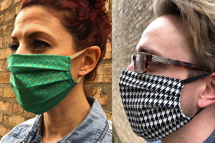 The Hog Ring - These Auto Trim Shops Are Making Masks to Combat Coronavirus - Please Be Seated 1