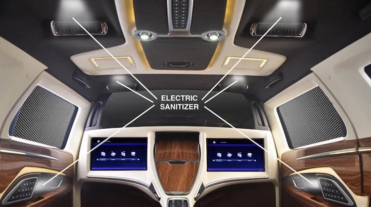 The Hog Ring - DC2 Designs First Social Distance Car Interior