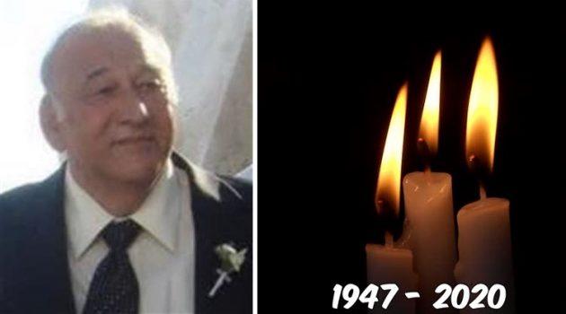 The Hog Ring - Trimmer Savvas Moraitis dies at 73