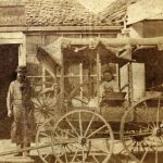 The Hog Ring - What Trim Shops Looked Like in the 1800s