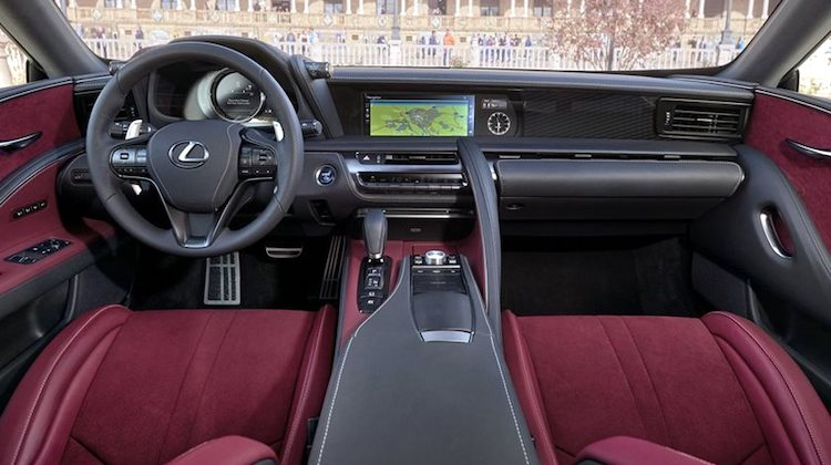 The Hog Ring - Car Interiors are Becoming More Important than Exteriors
