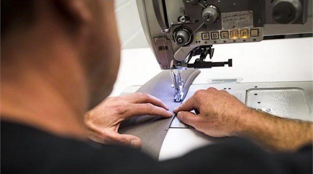 The Hog Ring - How to fix a skipped stitch
