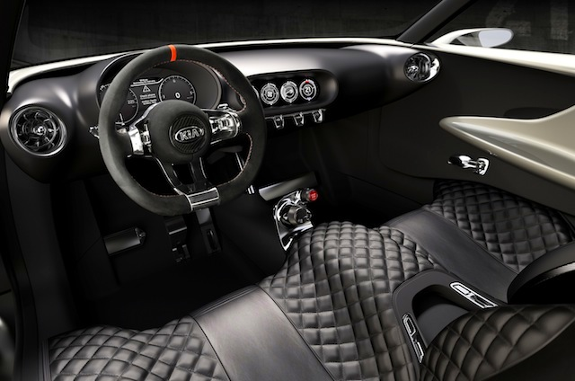 The Hog Ring - Auto Upholstery Community - Kia Provo Concept 2