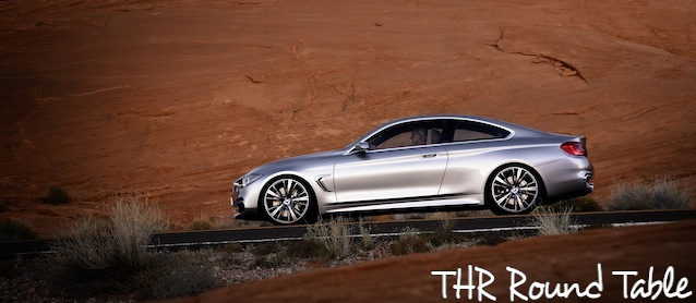 The Hog Ring - Auto Upholstery Community - BMW 4-Series Coupe Concept 1