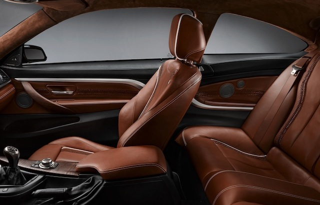 The Hog Ring - Auto Upholstery Community - BMW 4-Series Coupe Concept 6