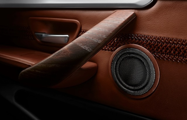 The Hog Ring - Auto Upholstery Community - BMW 4-Series Coupe Concept 7