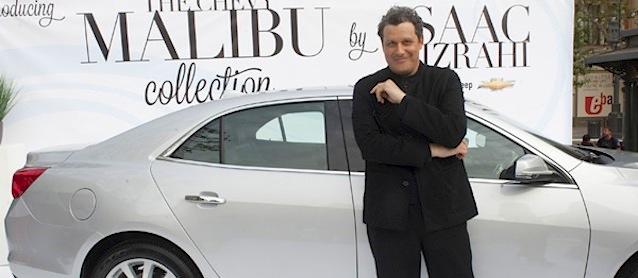 The Hog Ring - Auto Upholstery Community - Isaac Mizrahi Chevrolet Malibu