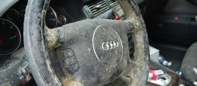 The Hog Ring - Auto Upholstery Community - Dirty Car Interior