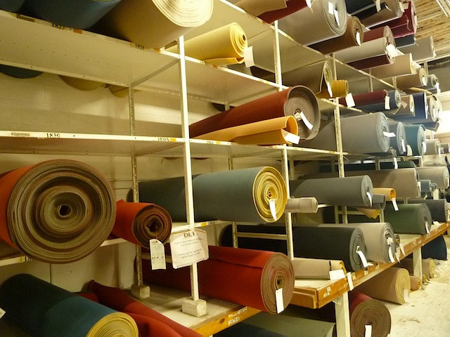 Auto Upholstery - DLT Upholstery Supply