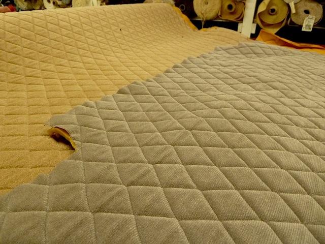 Auto Upholstery - Pre-Sewn Diamond Pleats