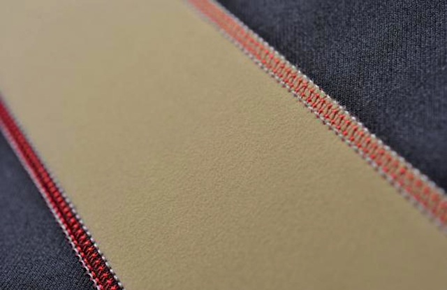 Auto Upholstery - The Hog Ring - Faurecia flat-seam stitch